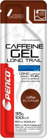 CAFFEINE GEL LONG TRAIL 35g Coffee