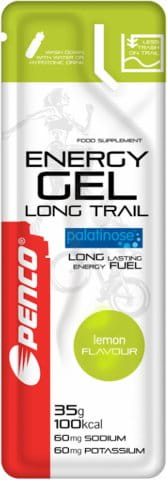 ENERGY GEL LONG TRAIL 35g lemon