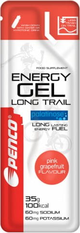 ENERGY GEL LONG TRAIL 35g pink grapefruit