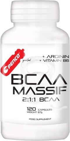 BCAA MASSIF 120 capsules