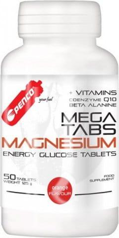 MEGA TABS MAGNESIUM 50 capsules