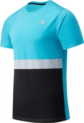 Striped Accelerate SS TEE
