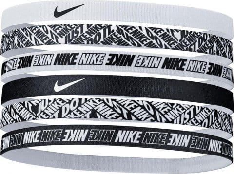PRINTED HEADBANDS 6PK