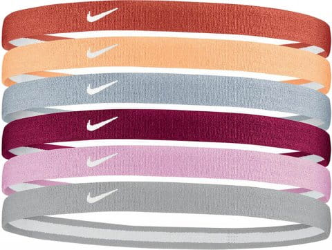 SWOOSH SPORT HEADBANDS 6PK 2.0