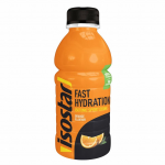 ISOSTAR 500ml PET Orange