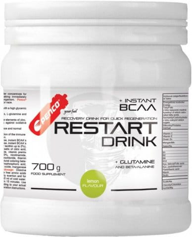 RESTART DRINK 700g lemon