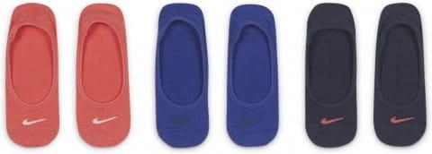 Everyday Lightweight Women s Training Footie Socks (3 Pairs)
