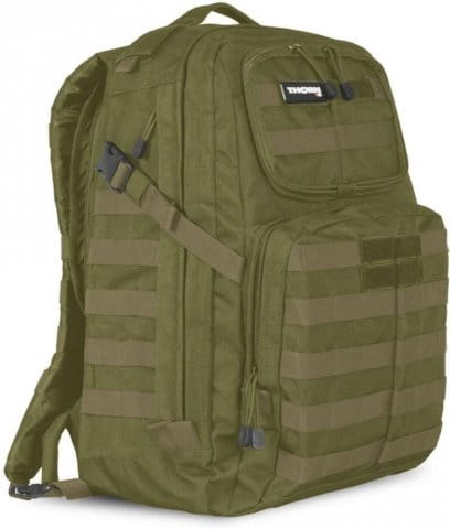 THORN+Fit MISSIOiN 40L ARMY GREEN