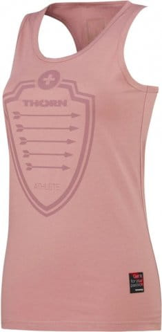 LADY TOP THORNFIT ARROW POWDER PINK