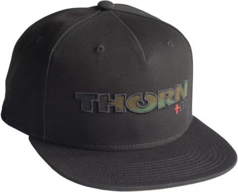 THORN+fit CAMO SNAPBACK
