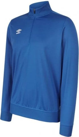 umbro club essential 1/2 zip sweat kids feh2