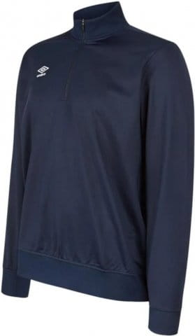 umbro club essential 1/2 zip sweater fy70