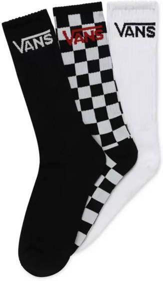 Ponožky Vans MN CLASSIC CREW (6.5-9, 3PK)