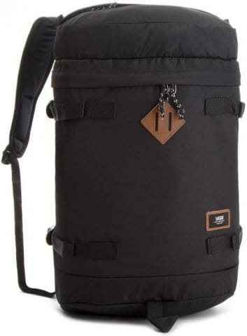 MN CLAMBER BACKPACK True Black
