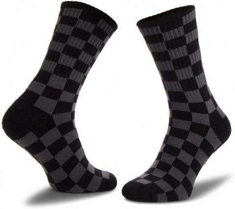 MN CHECKERBOARD CREW Black/Charcoal