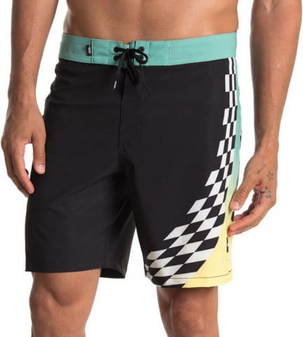 MN CHECKED OUT BOARDSHORT