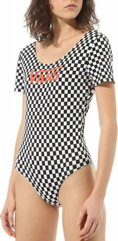 WM CHECK V II BODYSUIT