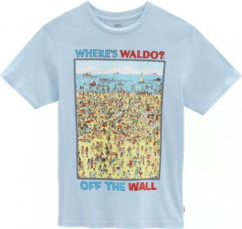 BY VANS X WHERE S WA (WHERE S WALDO?