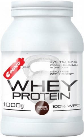 WHEY PROTEIN 1000g chocolate
