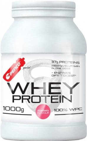 WHEY PROTEIN 1000g strawberry