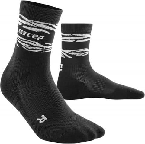 Animal Mid-Cut Socks