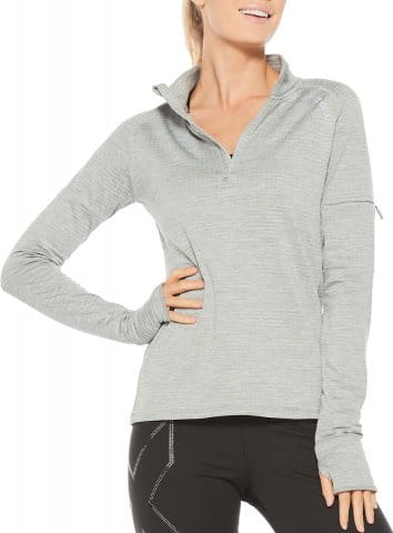 PURSUIT Thermal1/4 Zip L/S Top W
