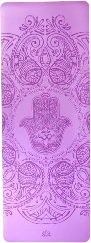 ALL YOGA MAT [HAMSA PURPLE]