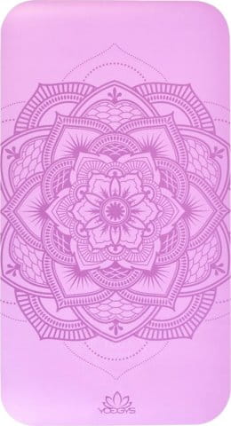 smALL YOGA MAT [PURPLE]