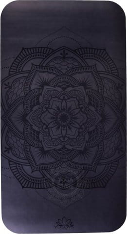 smALL YOGA MAT [BLACK]