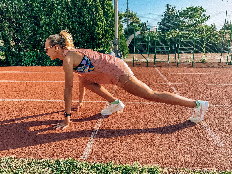 Nyborhy a Nike Pegasus 36