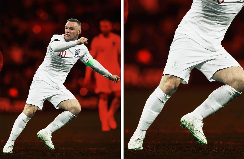 Wayne Rooney - Nike Hypervenom Phantom