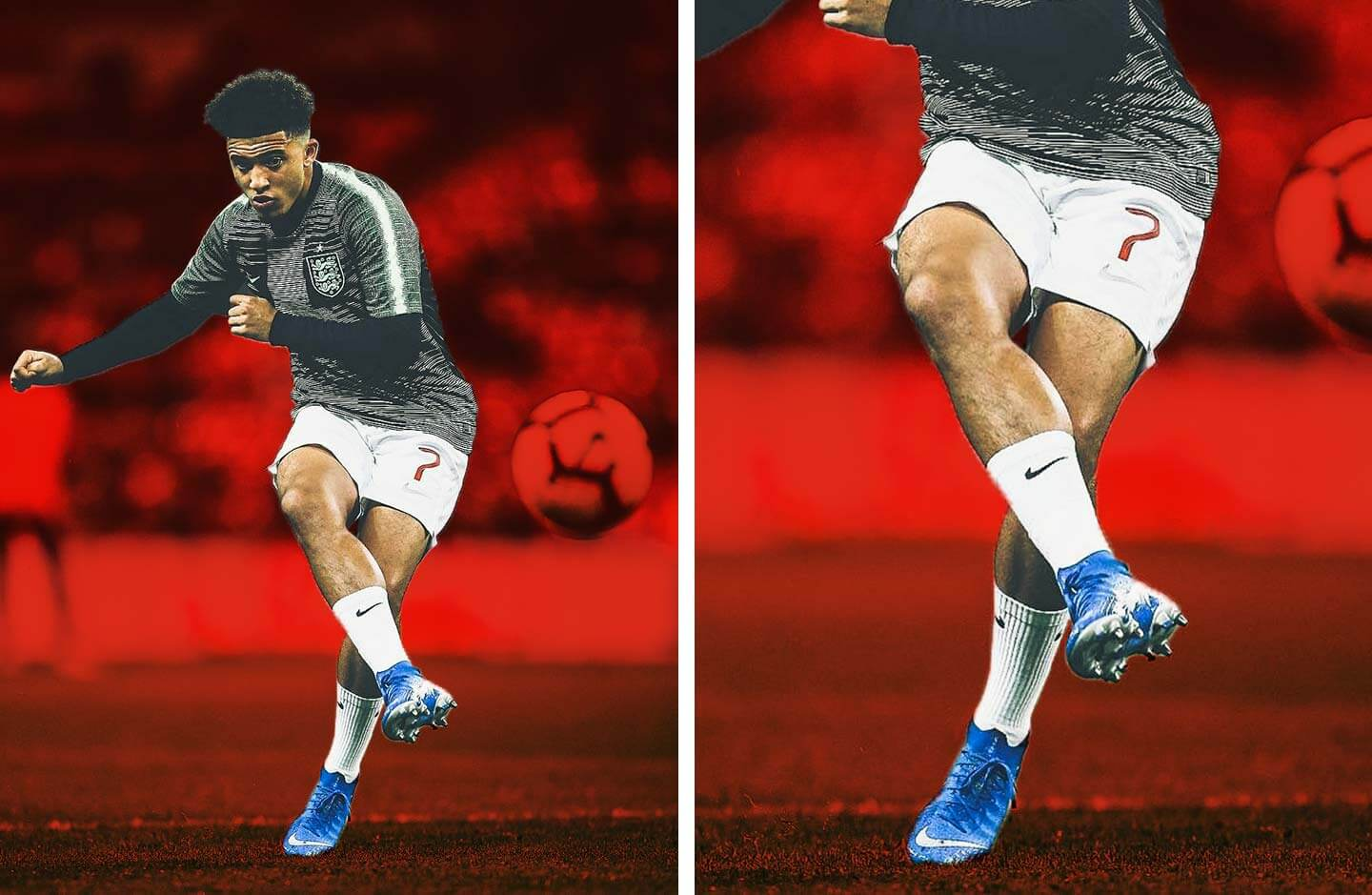 Jadon Sancho - Nike Mercurial Superfly VI