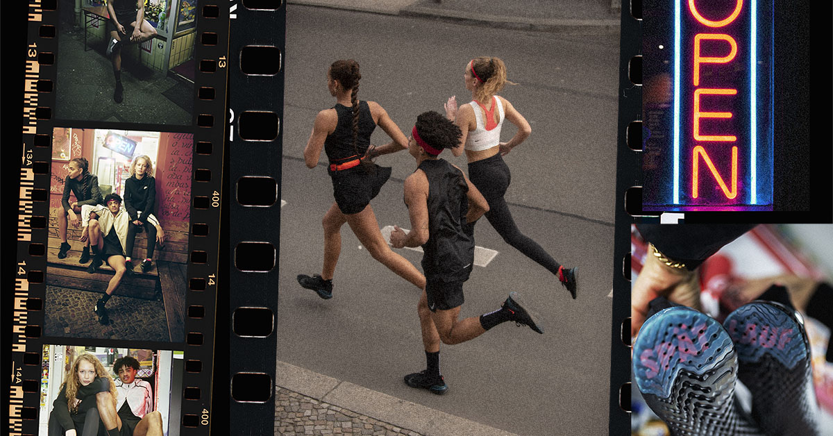 "Nike Epic React ""Späti"""