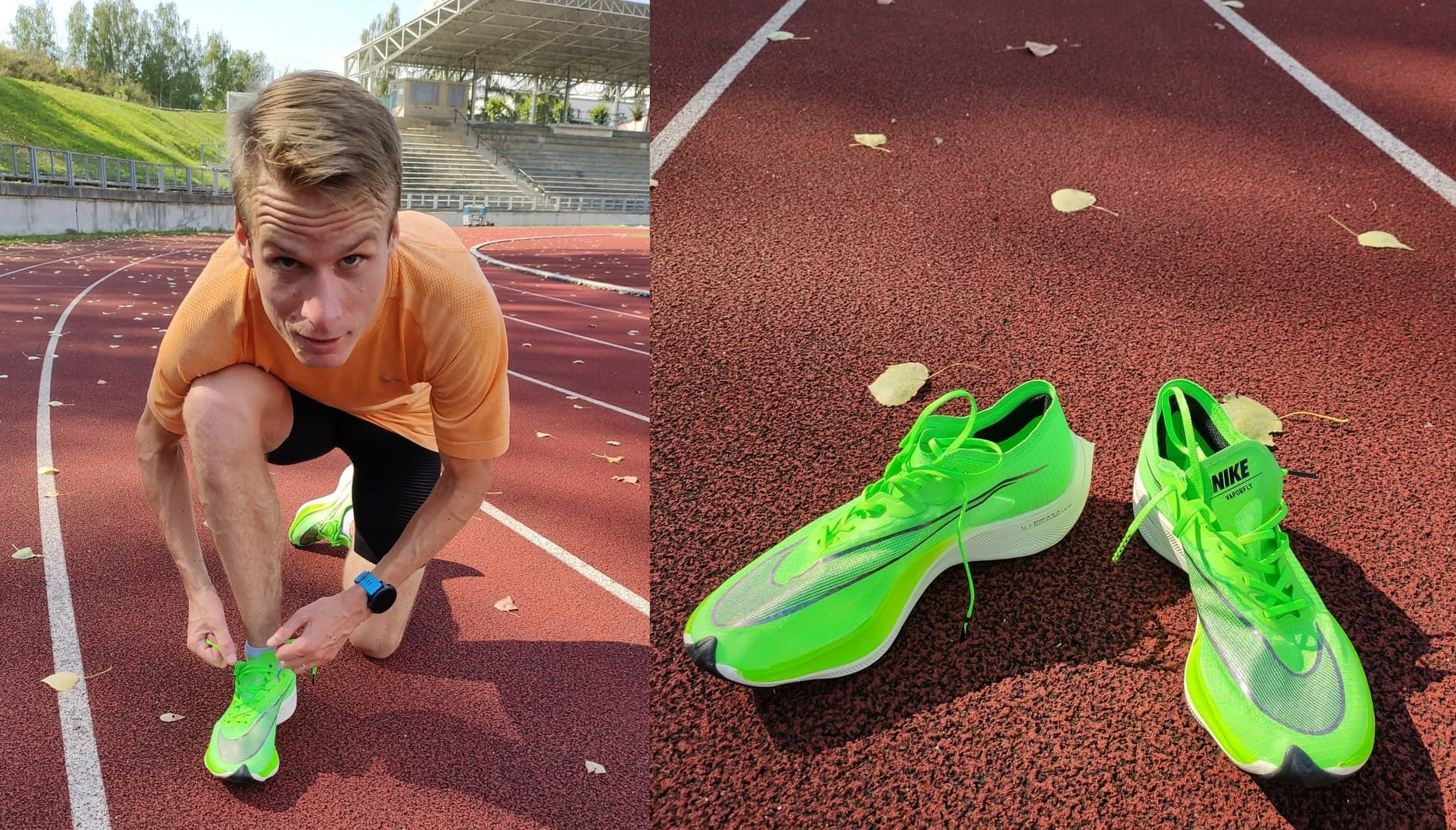 Vít Pavlišta: vítěz Birell Grand Prix v Nike ZoomX Vaporfly NEXT%
