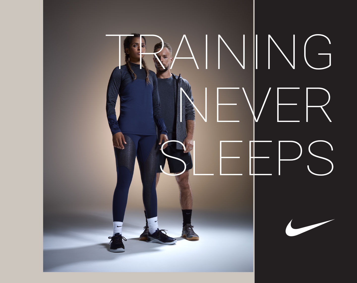 Training never sleeps