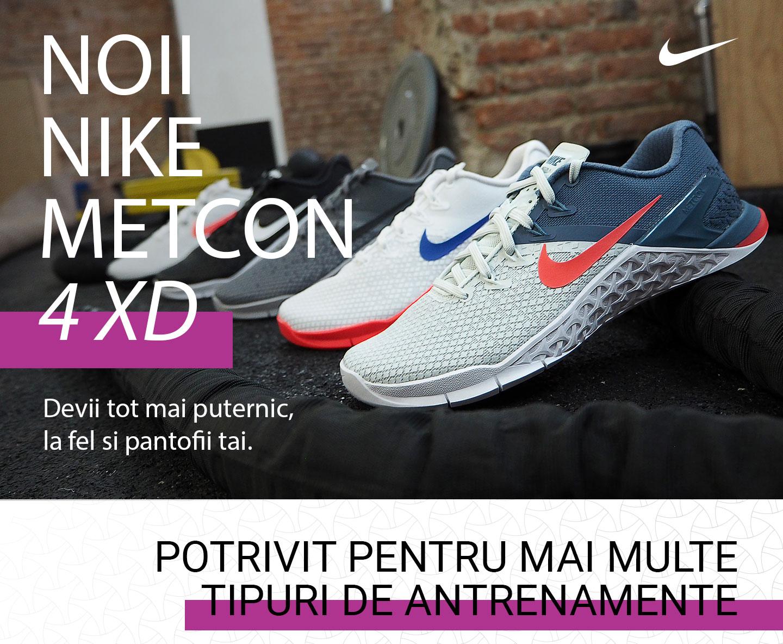 Nové Nike Metcon 4 XD