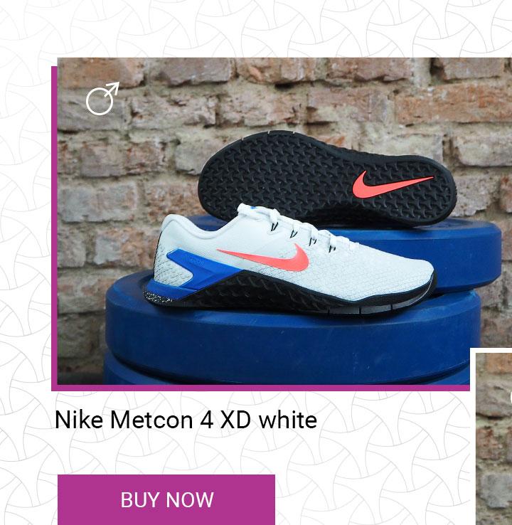 metcon 4 XD white