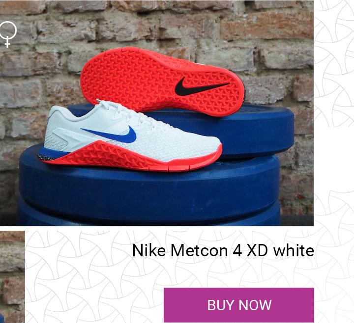 nike metcon 4 xd white