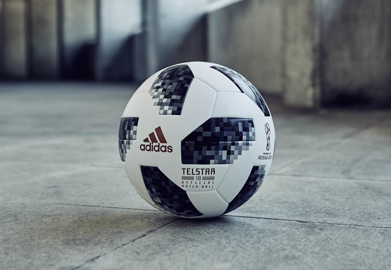 Lopta adidas Telstar 2018