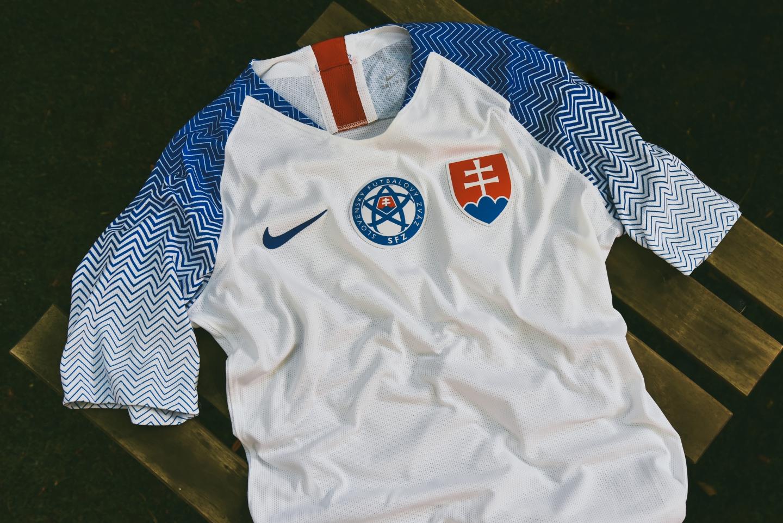 Nový dres slovenské reprezentácie