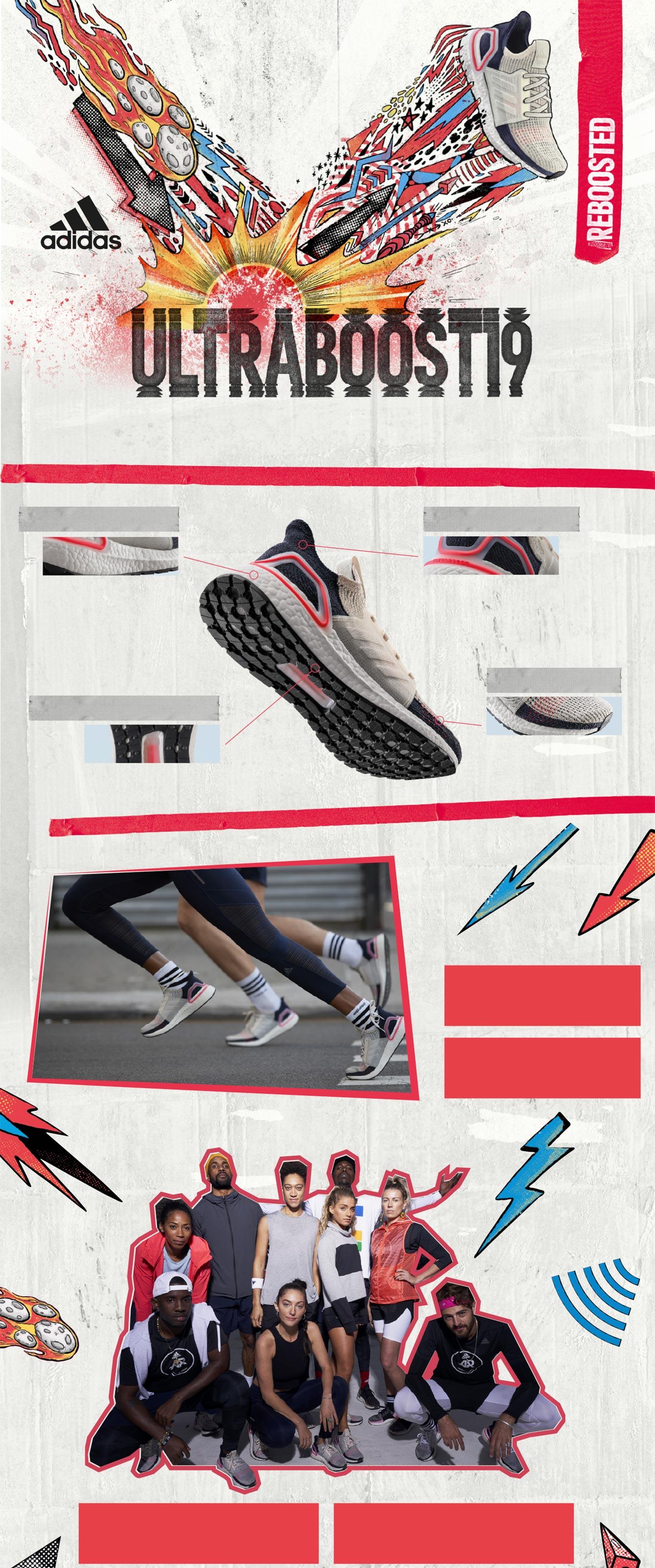 Adidas UltraBOOST 19 Top4Running.es