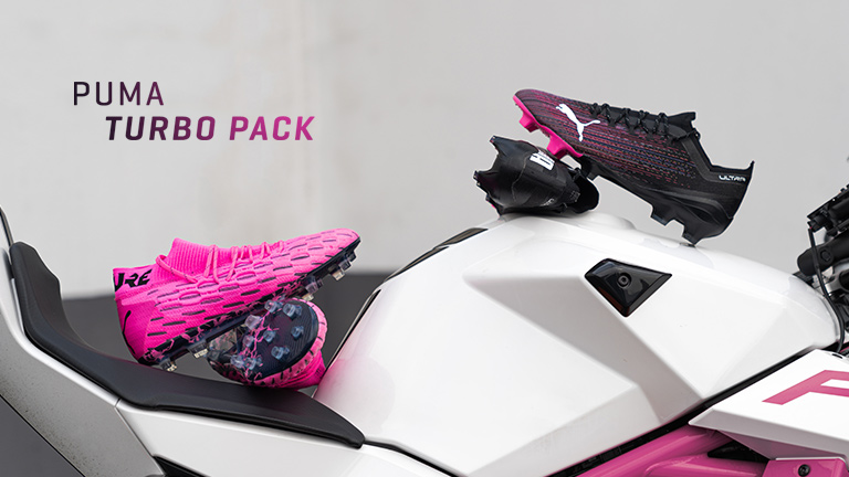 Puma turbo pack