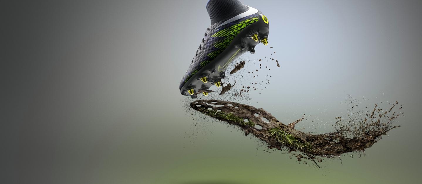 Kopačky Nike a technologie AC Traction v praxi