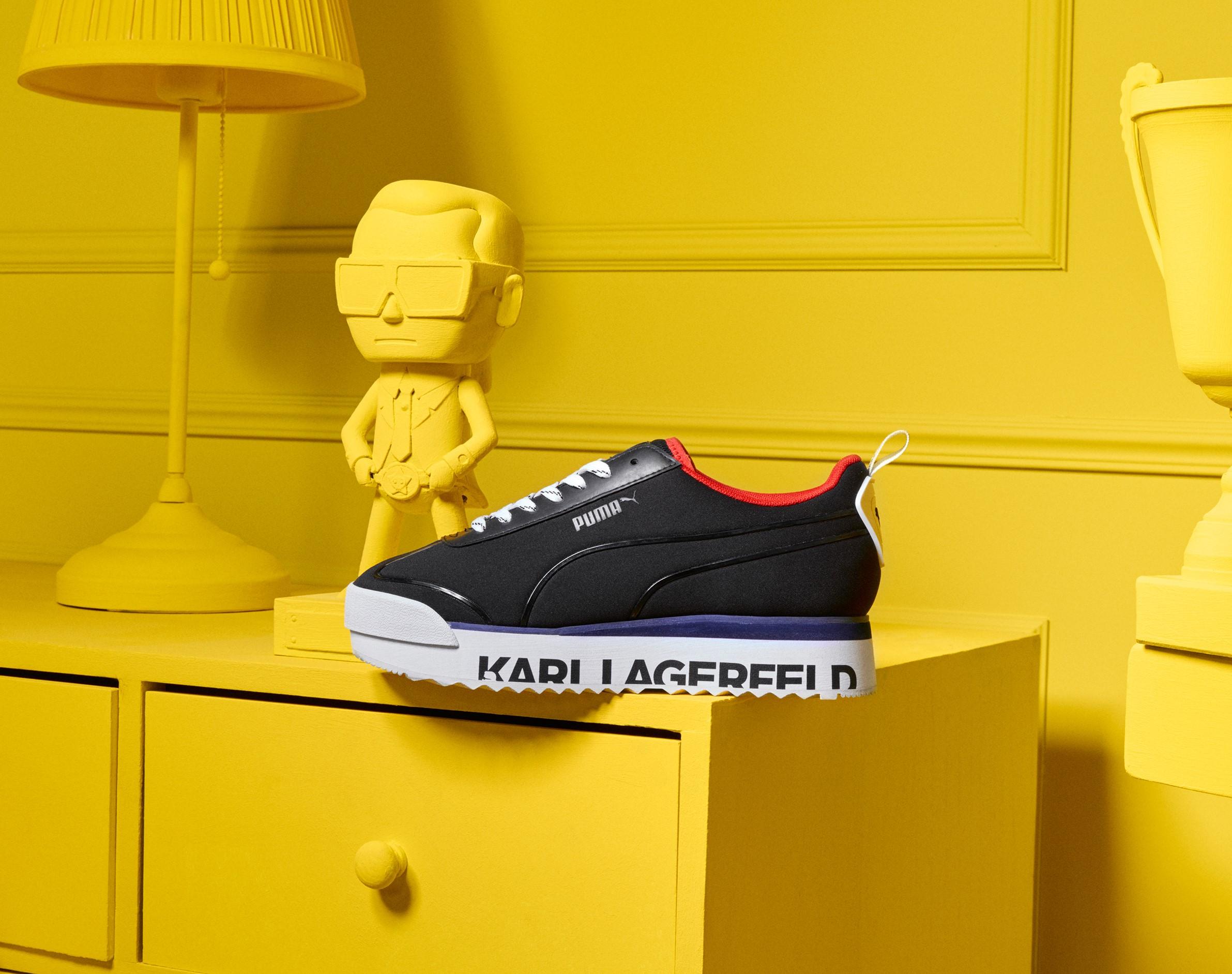 Puma Roma x Karl Lagerfeld