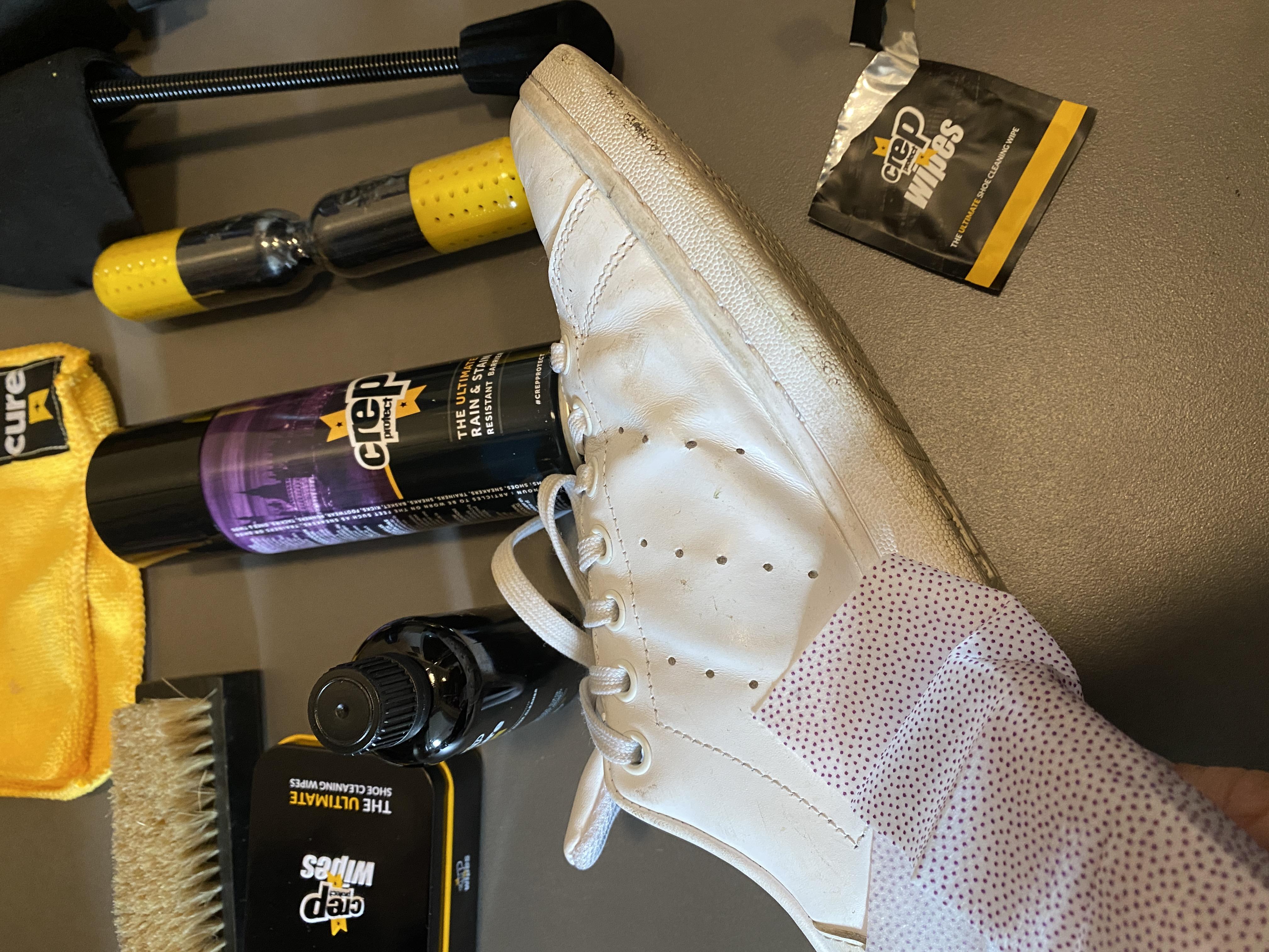 čistění bot