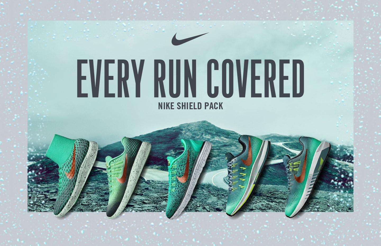 Pánské Nike Shield Pack
