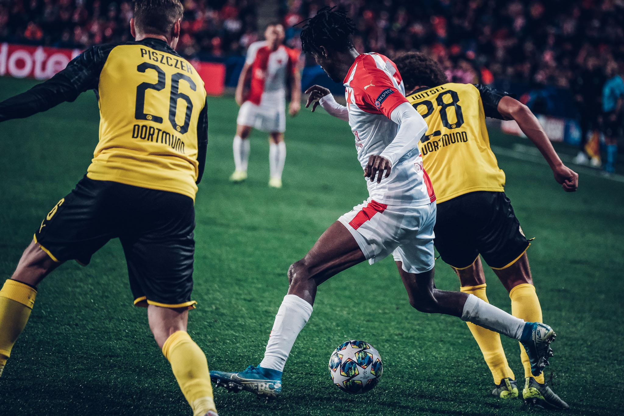 Slavia Praha - Borussia Dortmund