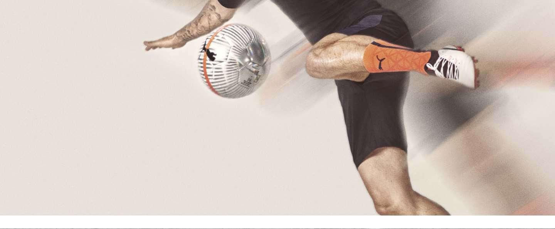 Pohodlie Integrovaná evoKnit ponožka zaisťuje podporu a perfektne sedí okolo členku.