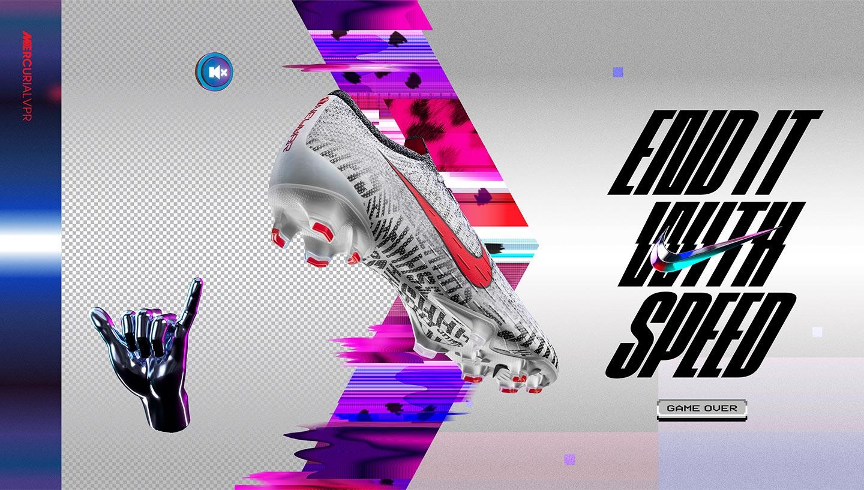 zapatos de temperamento en pies tiros de lujo Nike Mercurial Vapor 360 Neymar - Top4Football.com