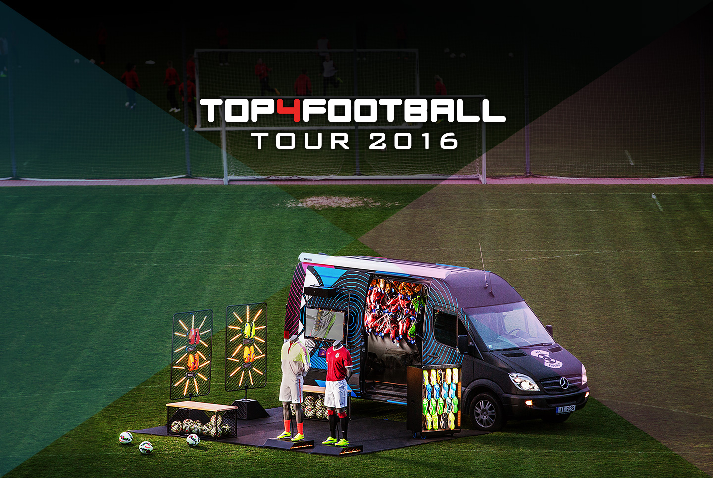 Top4Football Tour 2016